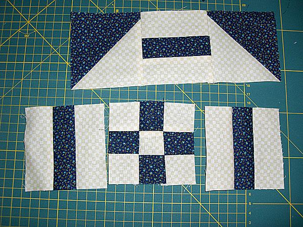paddle wheel patchwork anleitungen. Black Bedroom Furniture Sets. Home Design Ideas